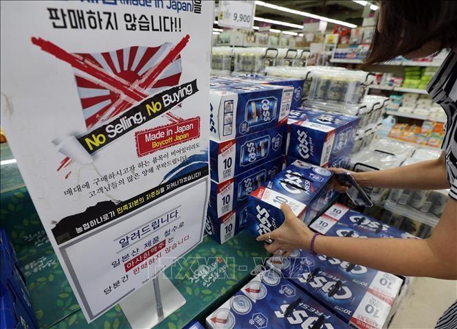 Südkorea streicht Japan von der Liste der zuverlässigen Handelspartner - ảnh 1