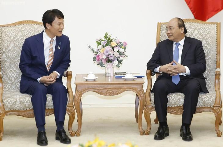 Provinzen in Vietnam und Japan stärken Zusammenarbeit - ảnh 1