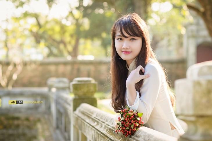"""Schönheitswettbewerb """"Press Green Beauty"""" in Hanoi  - ảnh 1"""