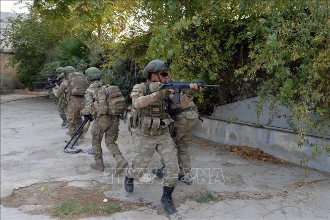 Türkei wird Offensive gegen Kurden fortsetzen, wenn der Waffenstillstand nicht durchgeführt wird  - ảnh 1