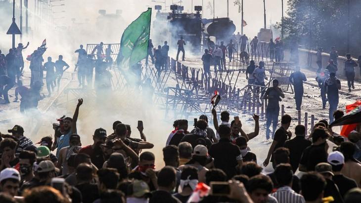 Schwierigkeiten des Iraks beim Wiederaufbau des Landes - ảnh 1