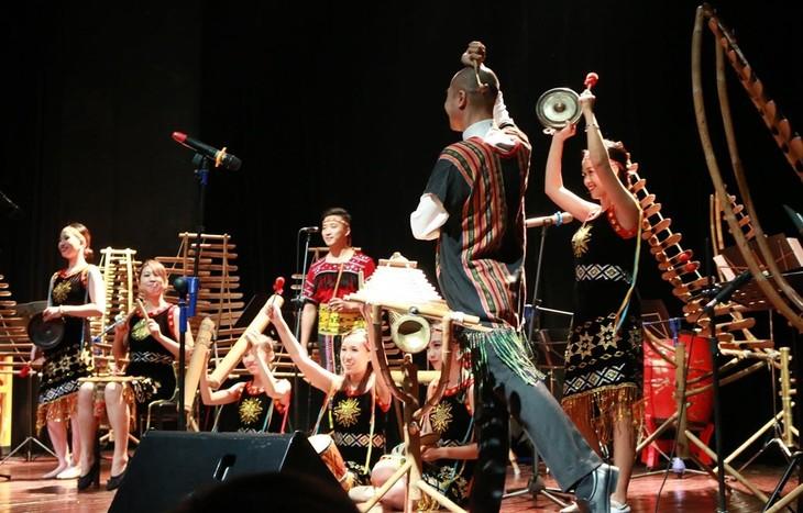 """Konzert """"Bambus im Herbst"""" in Hanoi - ảnh 1"""