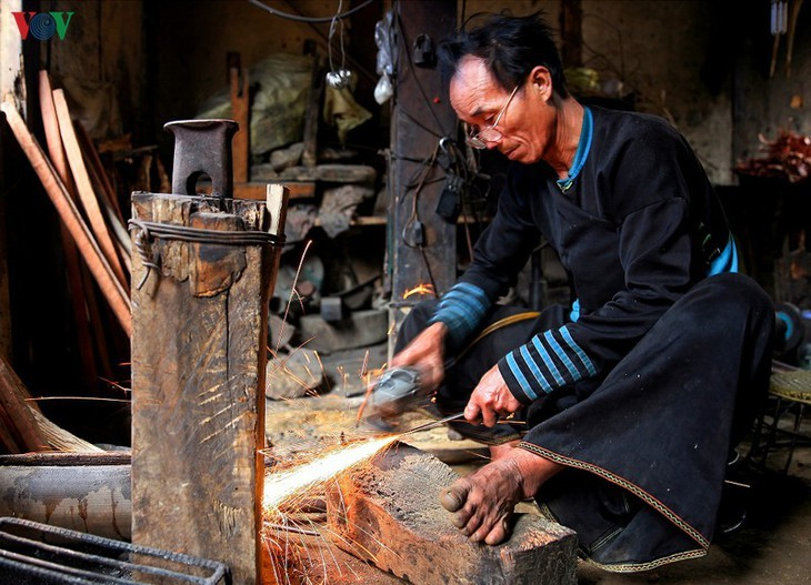 Stille Atmosphäre im Kreis Mu Cang Chai im Winter - ảnh 15