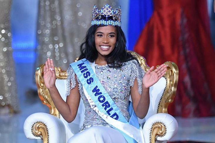 Miss World: Jamaikanerin ist die schönste Frau der Welt - ảnh 1