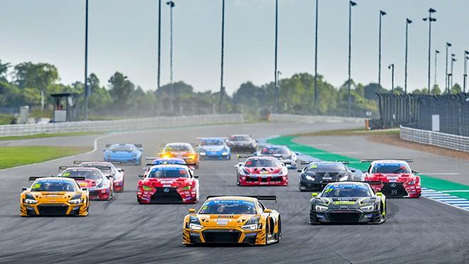 Thailand Super Series ist Nebenrennen des Forme-1-Rennens in Vietnam - ảnh 1