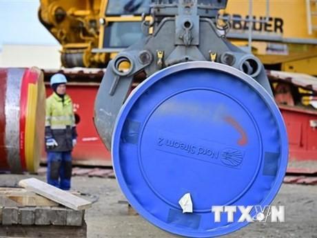 US-Präsident Donald Trump ratifiziert Sanktionen gegen Ostsee-Pipeline - ảnh 1