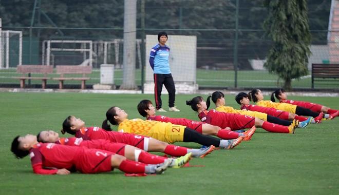 Mehr Hoffnung für Frauen-Fußballnationalmannschaft Vietnams auf Teilnahme an Olympischen Sommerspielen 2020 - ảnh 1