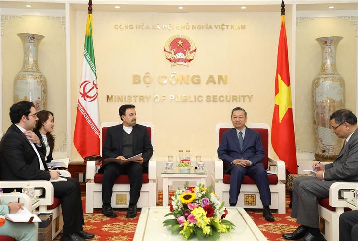 Vietnam verstärkt den Informationsaustausch über Kriminalität mit anderen Ländern - ảnh 1