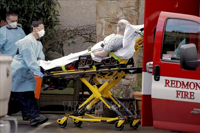 Covid-19: Die Lage der Epidemie in Europa verschärft sich - ảnh 1