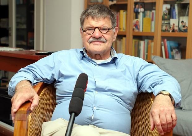 Deutscher Expert appelliert an den Aufbau von Vertrauen zur Lösung der Ostmeerfrage - ảnh 1