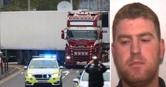 Irland nimmt Verdächtige bezüglich der 39 Toten in Großbritannien fest - ảnh 1