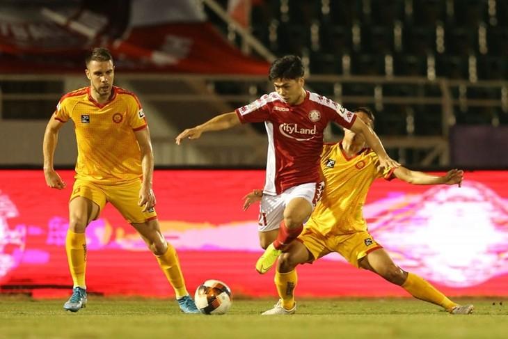 Die Profifußballliga Vietnams (V-League) wird fortgesetzt - ảnh 1