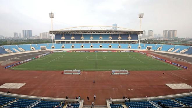 Stadion My Dinh gehört zur Top 5 von Symbol-Stadien in Südostasien - ảnh 1