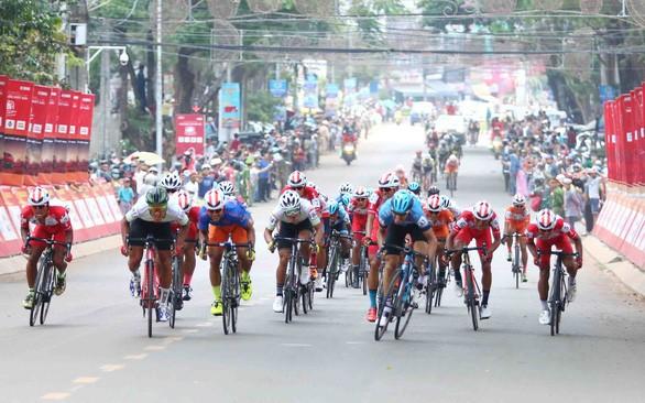 Radrennen des Fernseh-Pokals von Ho Chi Minh Stadt 2020 startet am 19. Mai - ảnh 1