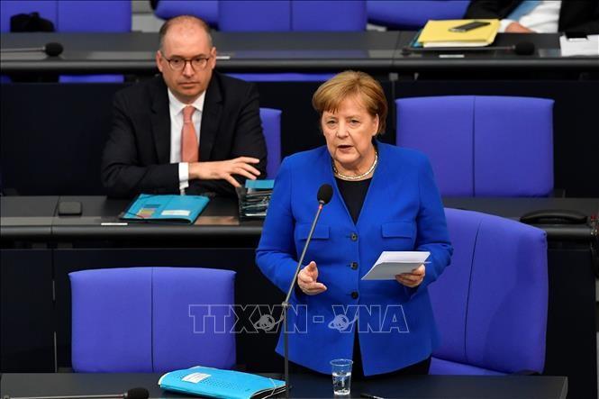 Das Ansehen der deutschen Bundesregierung steigt - ảnh 1