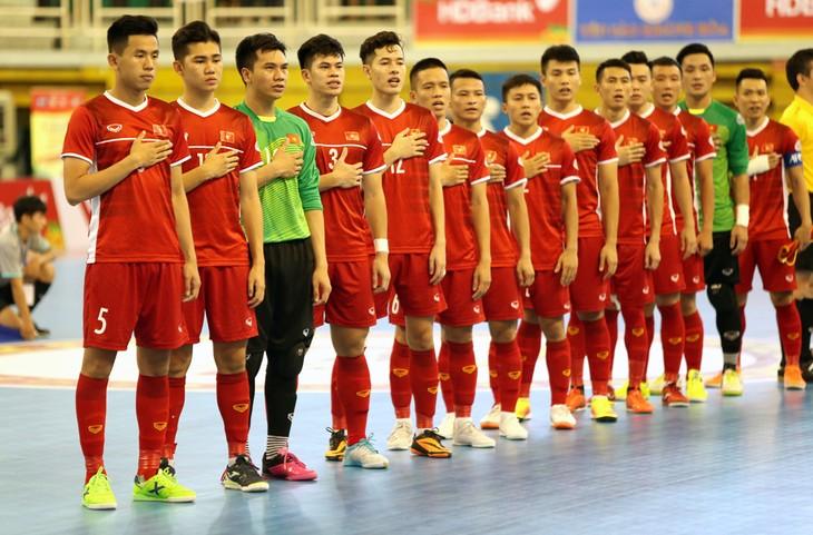 Termin des Finales der asiatischen Futsalmeisterschaft 2020 wird bestimmt - ảnh 1
