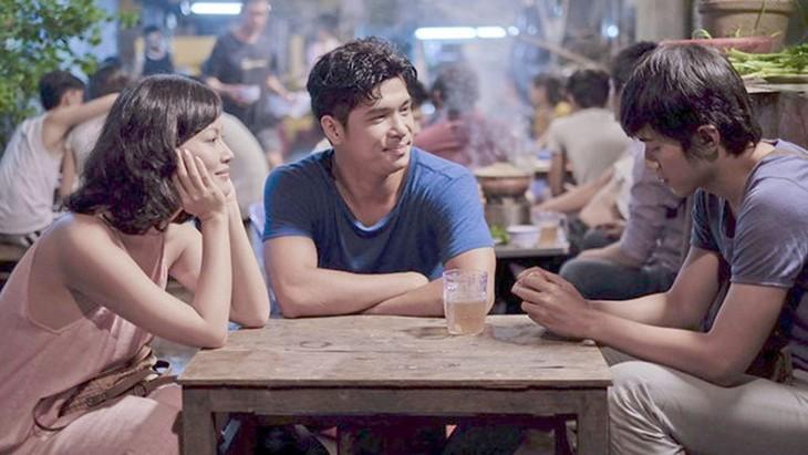 "Film ""Vater and Sohn and…"" vom Regisseur Phan Dang Di wird in Vietnam vorgeführt - ảnh 1"