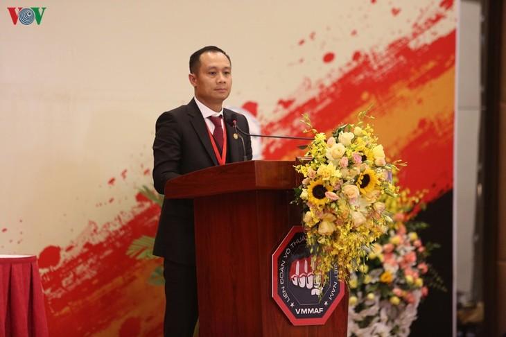 Präsentation des Verbandes der vietnamesischen Generalkampfkunst - ảnh 1
