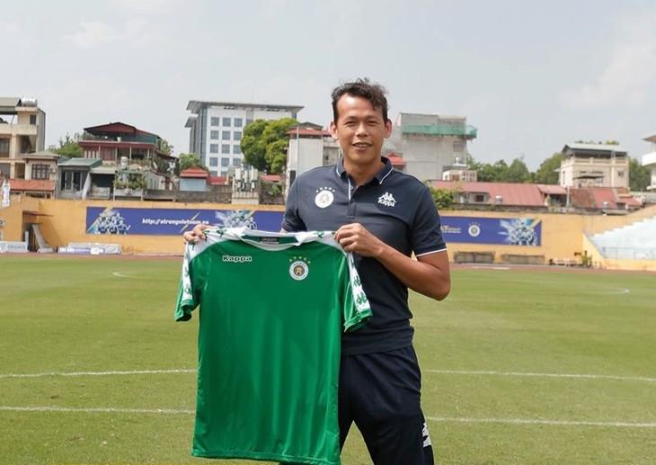 Torwart Tan Truong ist offizielles Mitglied von Hanoi FC - ảnh 1