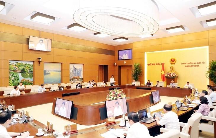 Beschluss zur Regulierung des Programms zur Gesetzgebung und zum Aufbau der Verordnungen - ảnh 1