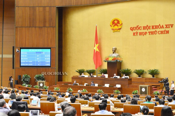 Vietnamesisches Parlament ratifiziert EVFTA und EVIPA: Chance zur Annäherung des EU-Marktes eröffnen - ảnh 1