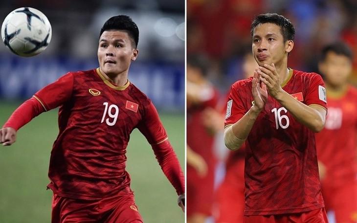 Thailändische Zeitung: Quang Hai und Hung Dung werden gute Leistung bei J-League zeigen - ảnh 1