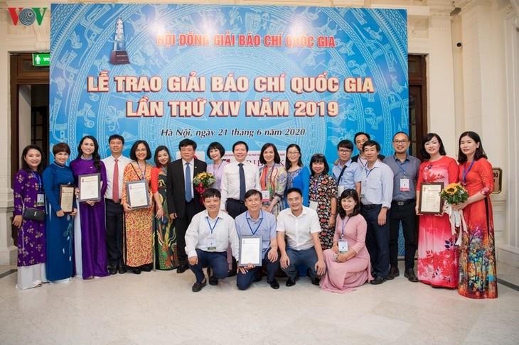 Auszeichnung für 140 Werke bei nationalem Pressepreis - ảnh 1