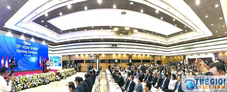 ASEAN-Gipfelkonferenz gibt Erklärung über die Vision der ASEAN ab - ảnh 1