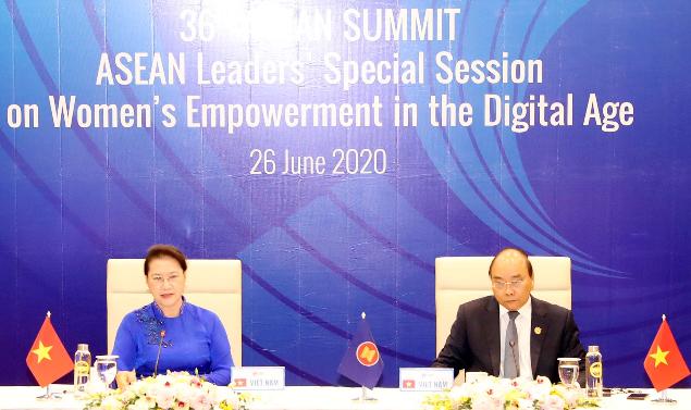 Vietnam betont die konsequente Politik in der Gleichstellung der Geschlechter  - ảnh 1