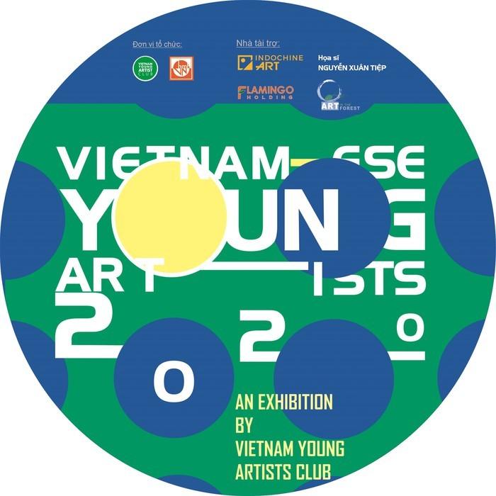 """Ausstellung """"Junge vietnamesische Künstler"""" in Hanoi - ảnh 1"""