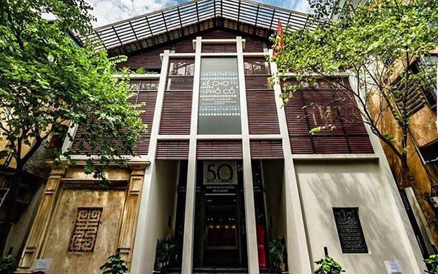 """Kunstprogramm """"Klang der Hoffnung"""" in der Altstadt Hanoi - ảnh 1"""