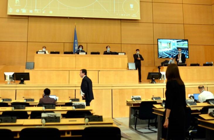 44. Sitzung des UN-Menschenrechtsrats in Genf - ảnh 1