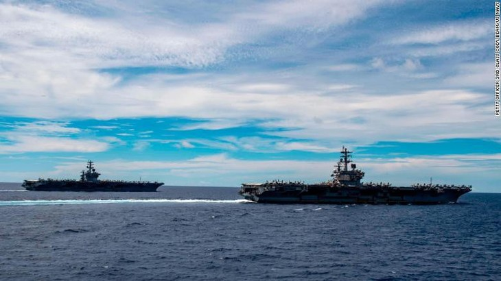 US-Außenministerium weist den illegalen Hoheitsanspruch Chinas im Ostmeer zurück - ảnh 1
