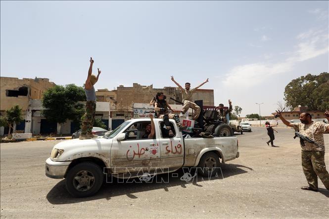 Unruhe auf der politischen Bühne in Libyen - ảnh 1