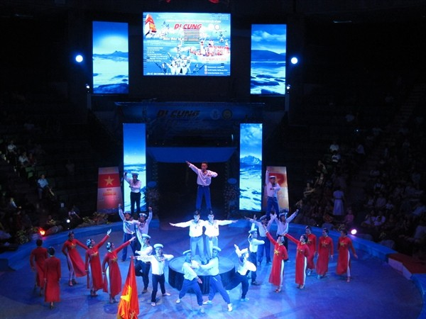 Covid-19: Vietnamesische Zirkusunion sagt 38 Shows ab - ảnh 1