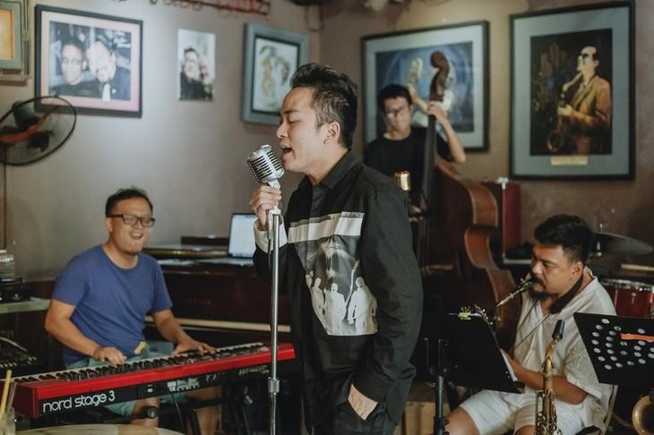 """Konzert """"Tuan Nam Jazz Fusion"""" im Opernhaus Hanoi - ảnh 1"""