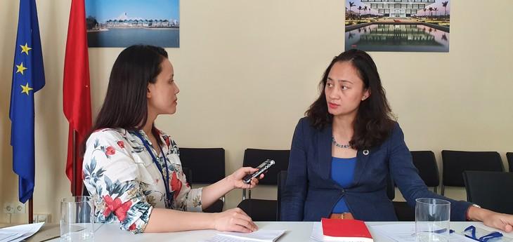 Fotowettbewerb der Deutschen Botschaft und UNESCO: Verbindung und Teilung über die Schönheit vietnamesischer Kultur  - ảnh 2