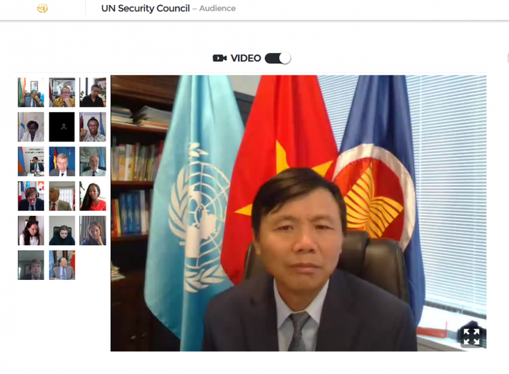 Vietnam will die Verstärkung der Beziehungen zwischen UNO und OIF unterstützen - ảnh 1