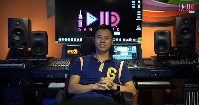 """Komponist Duong Cam veröffentlicht neues Projekt """"Bandland Channel"""" - ảnh 1"""