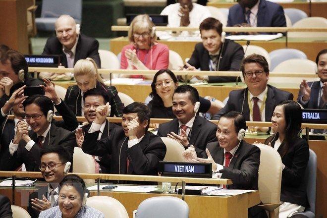 Starker Eindruck Vietnams auf das weltgrößte multilaterale Forum - ảnh 1