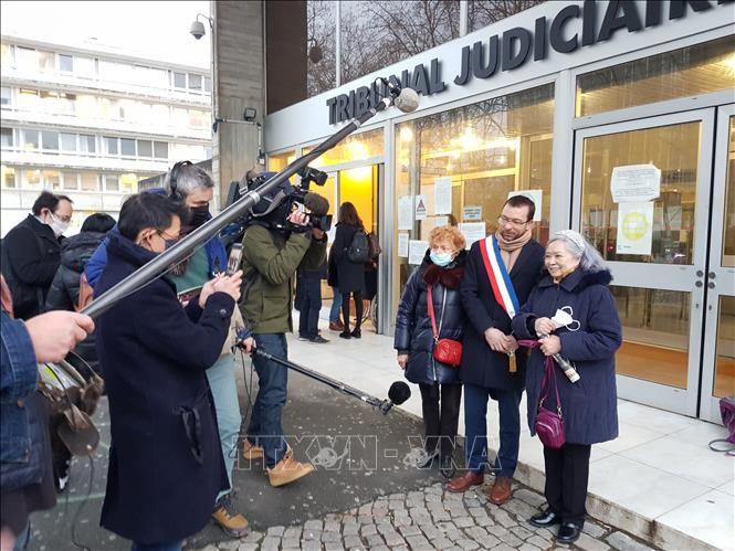 Gerechtigkeit für Agent-Orange-Opfer: Sammeln für Unterstützung der Klage von Tran To Nga  - ảnh 1