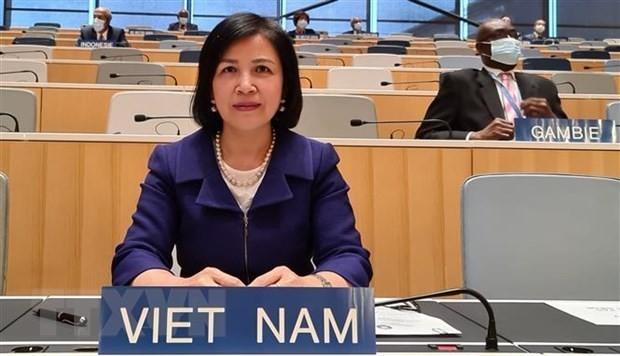 Vietnam bemüht sich um Förderung und Schutz der Menschenrechte - ảnh 1