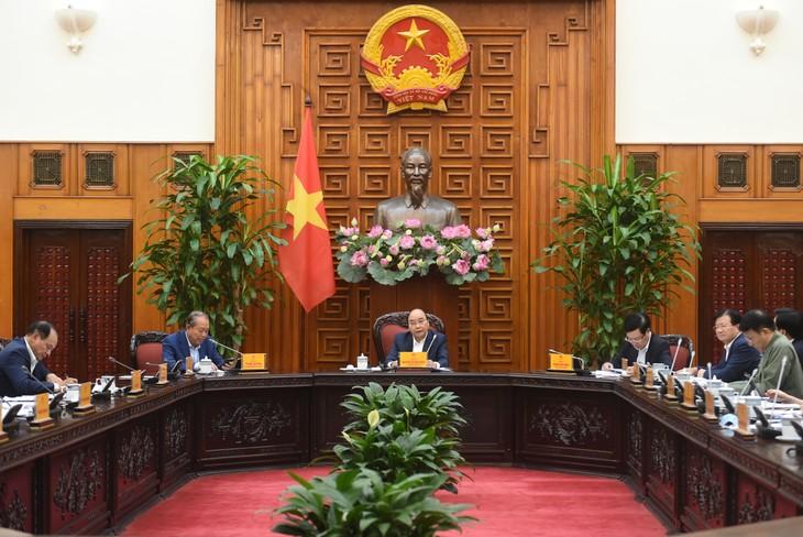 Premierminister: Der Staat investiert in Autobahnen nicht für kommerzielle Zwecke - ảnh 1