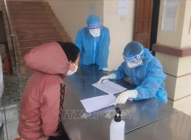 Covid-19-Epidemie: Weitere 14 Infektionsfälle sind Einreisende - ảnh 1