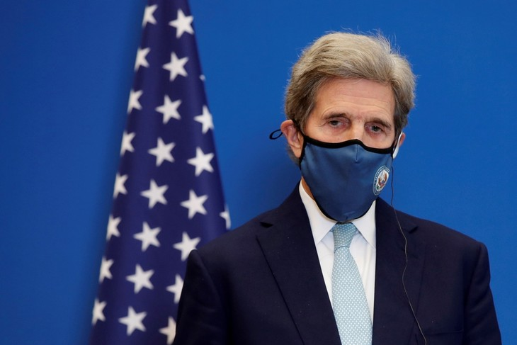 Gemeinsame Erklärung von China und USA über die Bekämpfung der Klimakrise - ảnh 1