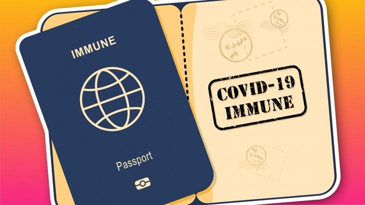"""Quang Nam könnte erste Provinz bei der Anwendung von """"Corona-Impfpass"""" sein - ảnh 1"""