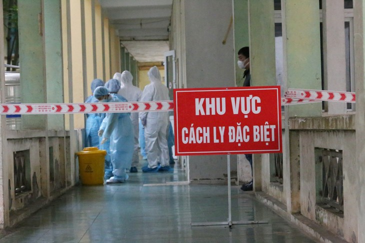 Ein weiterer Todesfall wegen Covid-19 in Vietnam - ảnh 1