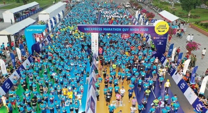 VnExpress Marathon gewinnt asiatischen Medienpreis - ảnh 1