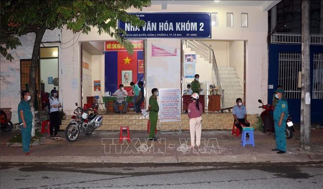 30. Juli: Vietnam bestätigt 8.649 Covid-19-Neuinfizierte - ảnh 1
