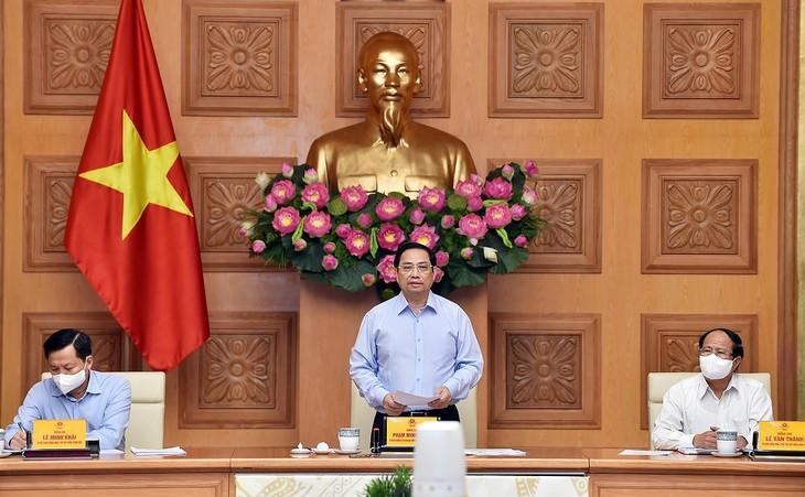 Vietnamesische Regierung begleitet die Unternehmen - ảnh 1